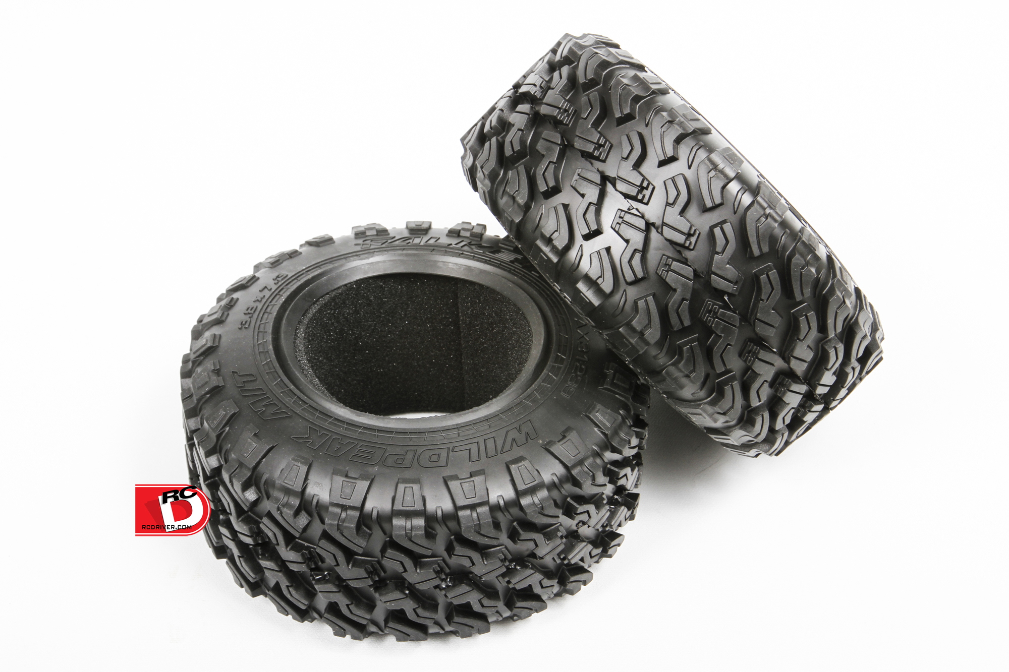 Axial Racing - 3.8 Falken Wildpeak M-T - R35 Compound Tires