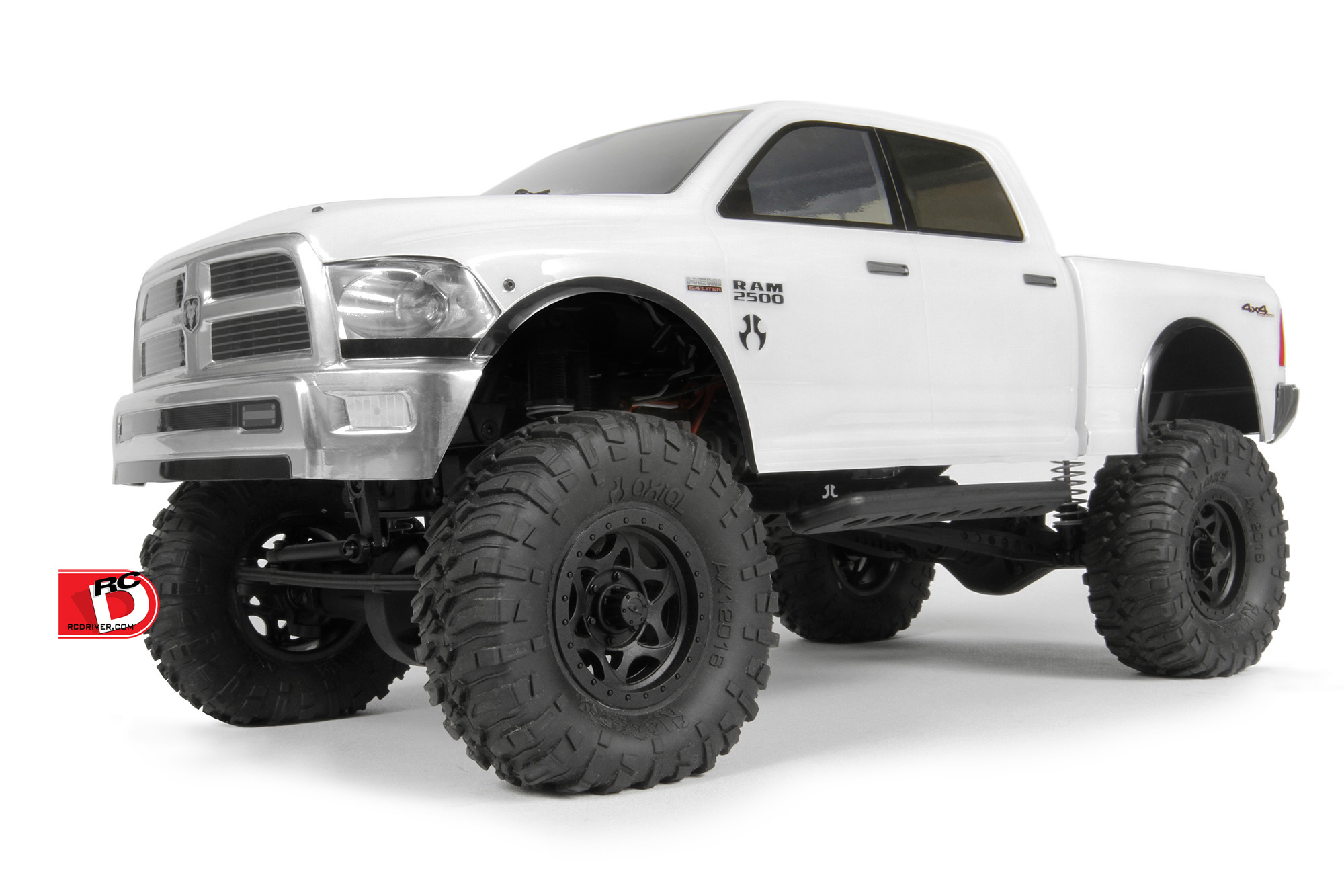 Axial Racing - Ram 2500 Power Wagon Body copy