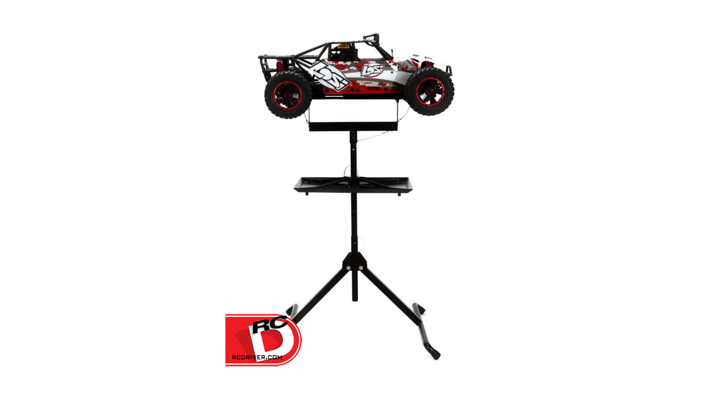 Dynamite - Large Scale Work Stand for the HPI Baja, 5iveT, Mini WRC and DBXL