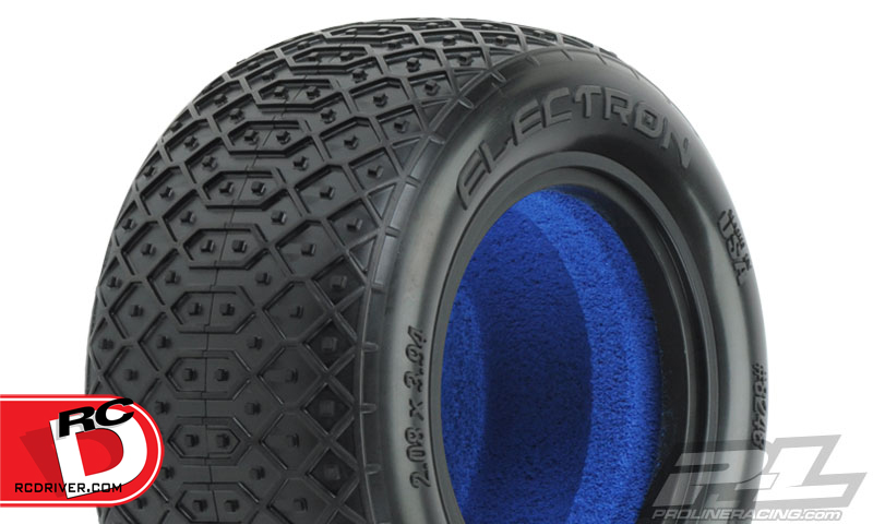 Pro-Line - Electron T 2.2 Stadium Truck Tires_1