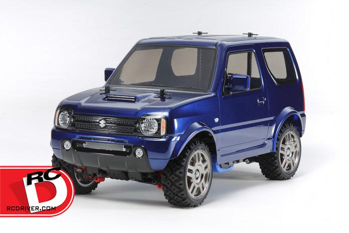 Tamiya - Suzuki Jimny JB23 - MF-01X copy