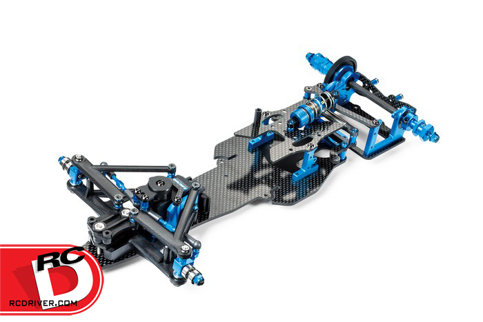 Tamiya - TRF102 Chassis Kit copy