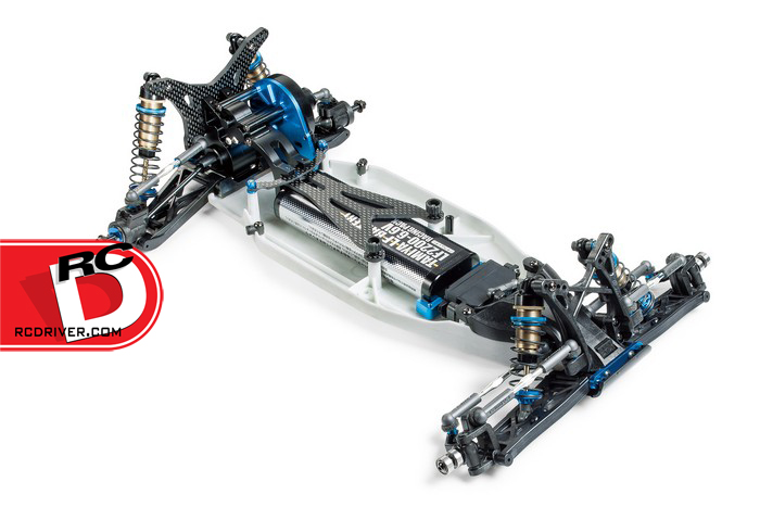 Tamiya - TRF211XM Chassis Kit copy