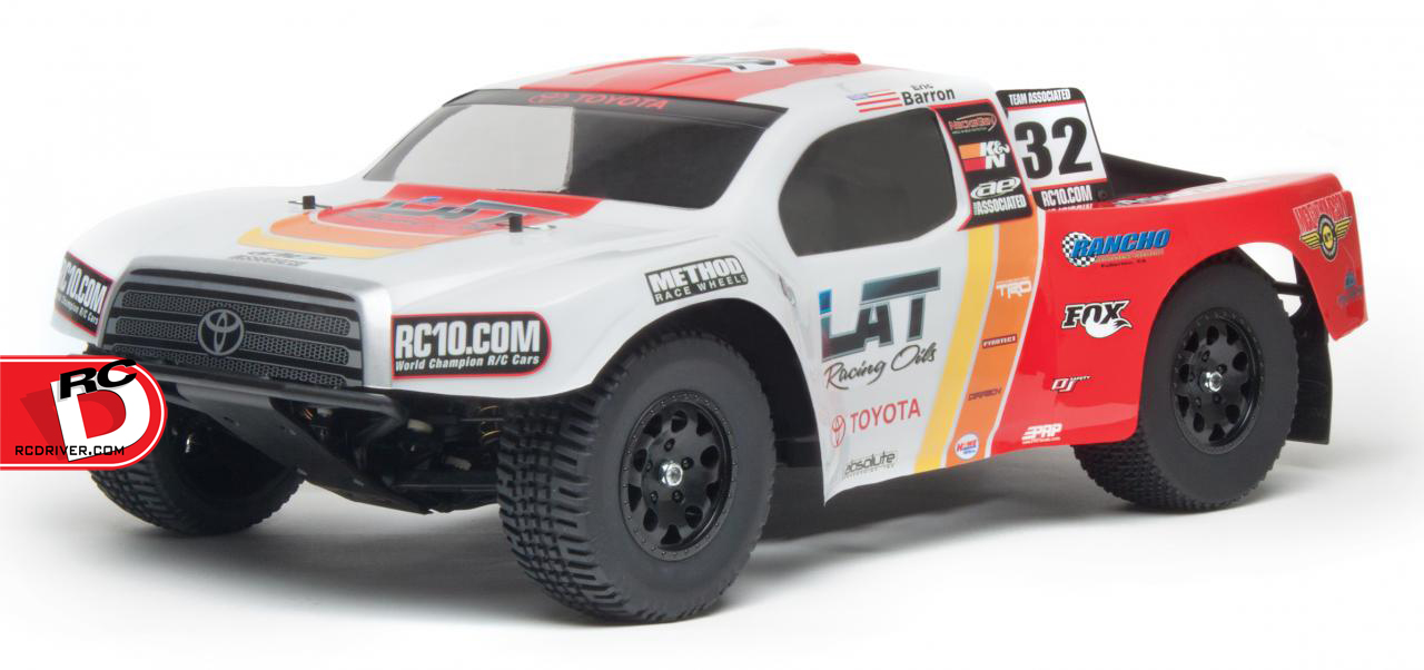 Team Associated - SC10 Brushless RTR Combos with LiPo Battery and Charger_3 copy