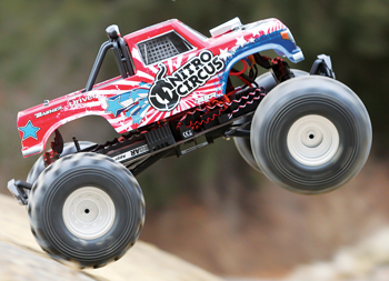 Review: Basher / HobbyKing Nitro Circus