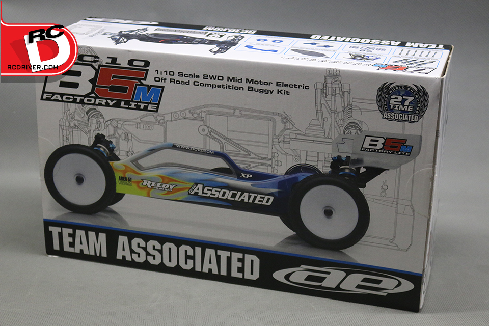 Team Assocaited B5M Factory Lite