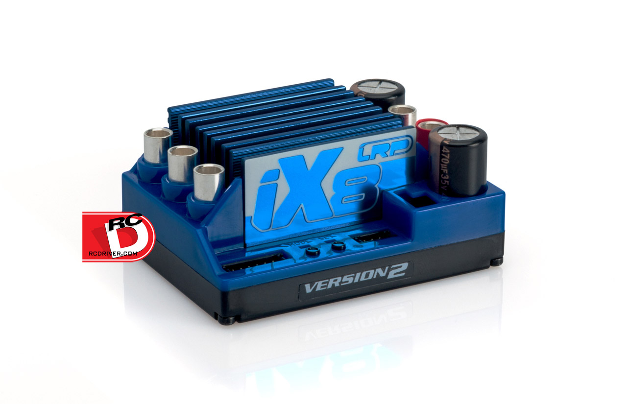 LRP - iX8 V2 Brushless Speed Control copy