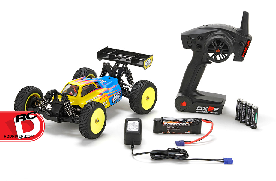 Losi - Mini 8IGHT RTR with AVC_2 copy