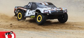Losi XXX-SCT Brushless RTR with AVC Action