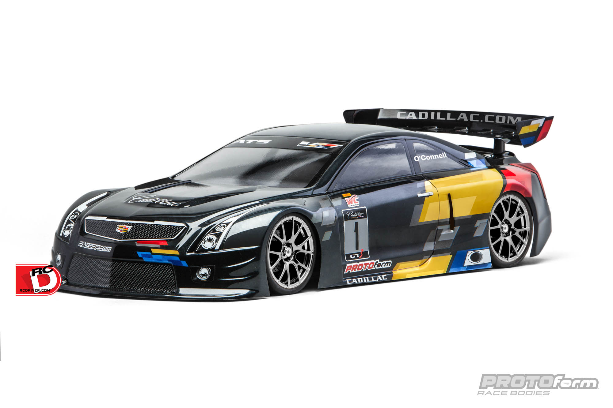 PROTOform - Cadillac ATS-V.R Clear Body