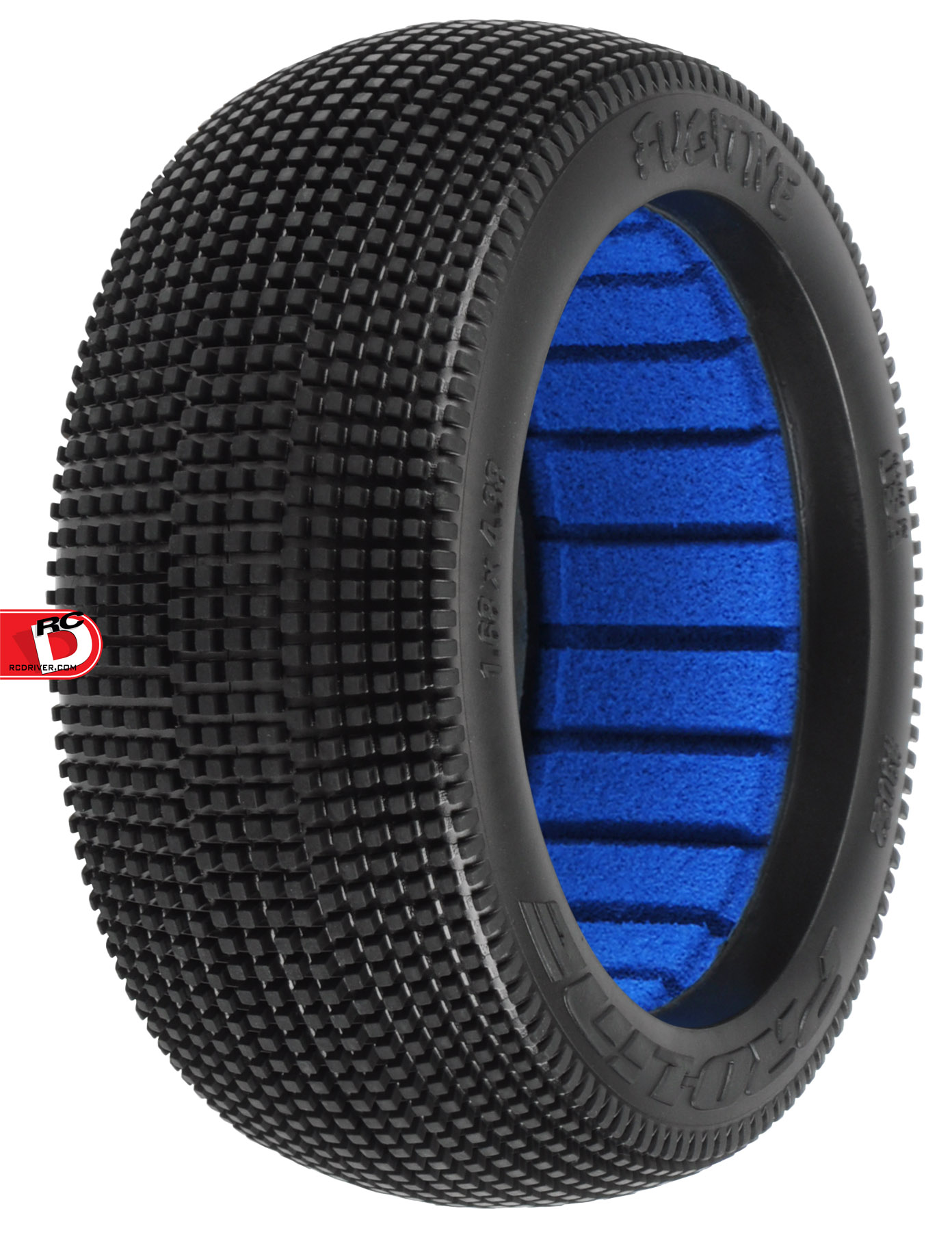 Pro-Line - Fugitive X1 (Firm) Off-Road 1-8 Buggy Tires copy