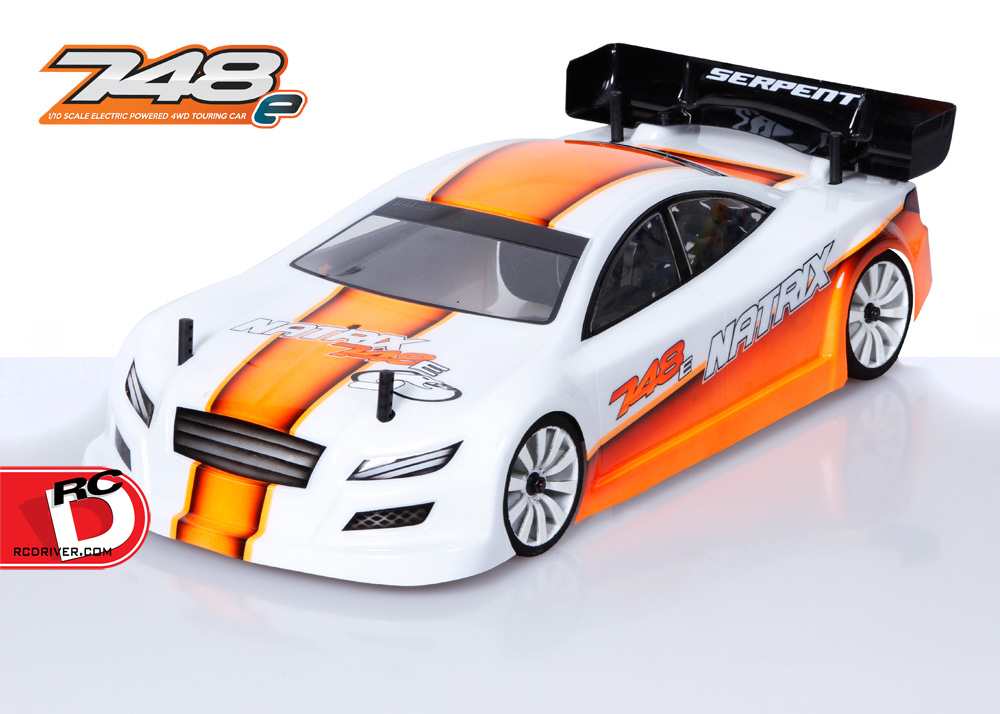 Serpent - Natrix 748-e 1-10 200mm Touring Car_1 copy