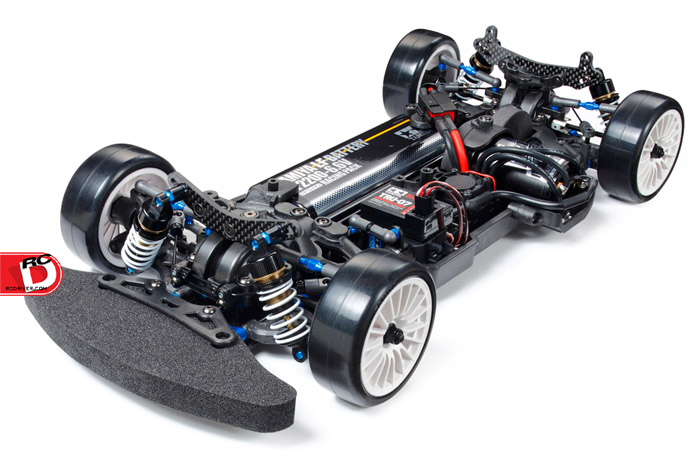 Tamiya - TB-04R Chassis Kit Limited Edition copy