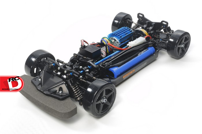Tamiya - TT-02D Type-S Drift Spec Chassis Kit copy