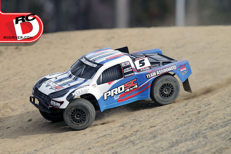 Team Associated ProSC 4x4