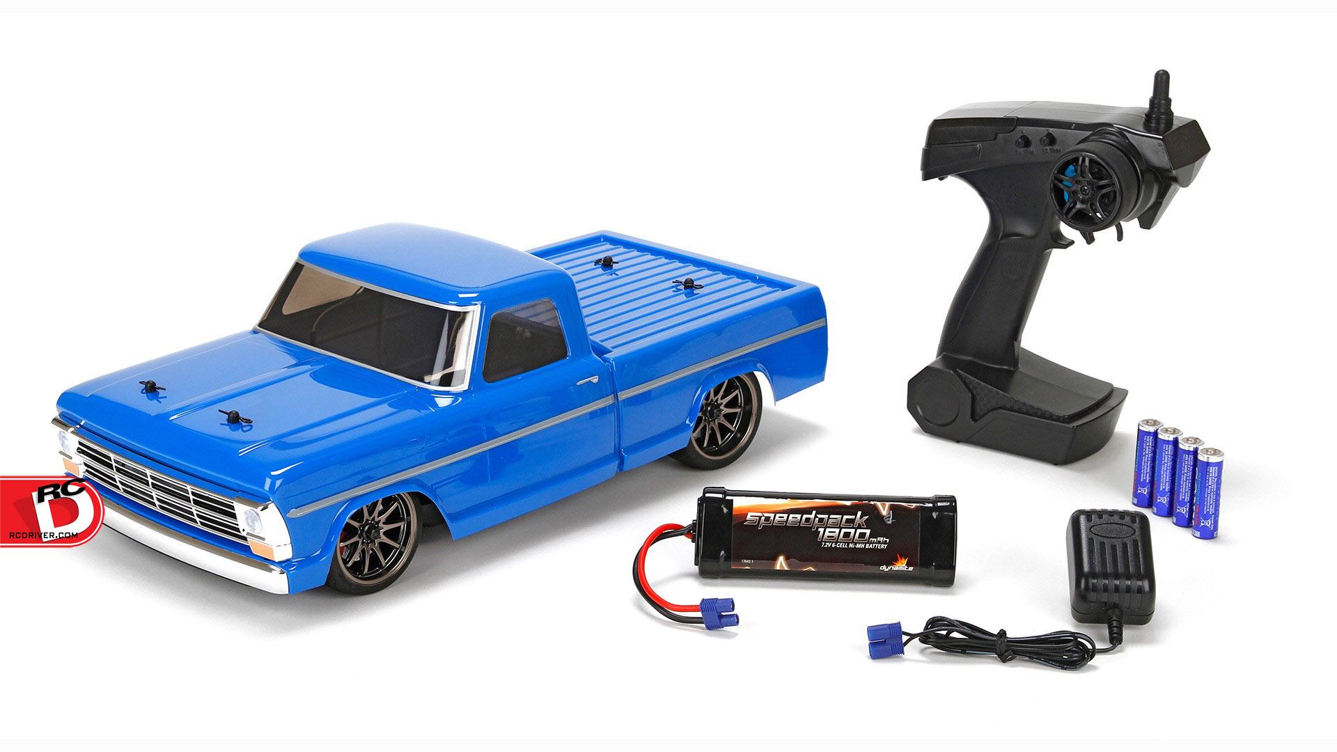 Vaterra - 1968 Ford F-100 Pick Up Truck V100-S RTR copy