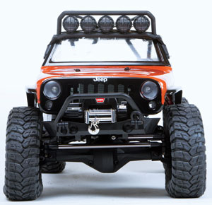 Review: Axial SCX10 G6 Jeep Wrangler