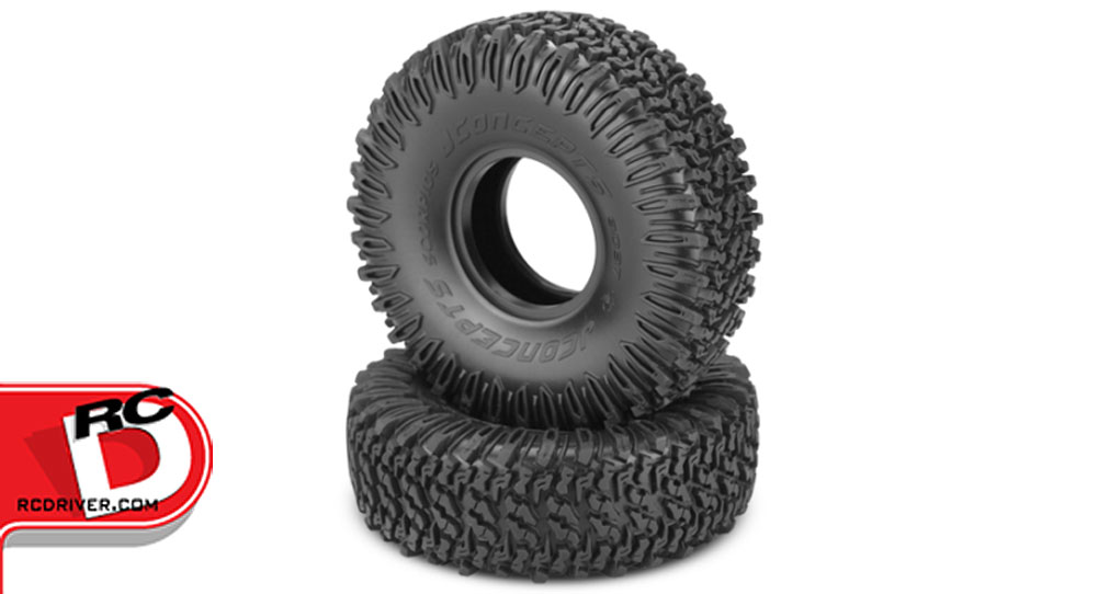 JConcepts Scorpios All-Terrain 2.2in Racing Tires