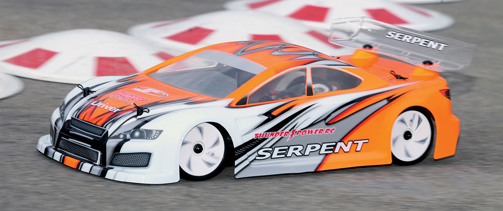 Review: Serpent S411 RTR