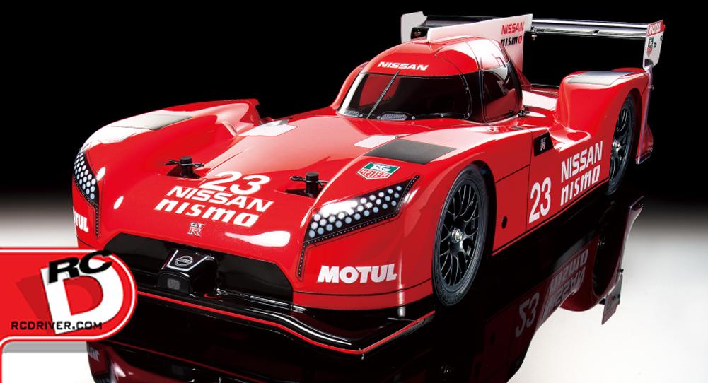 Tamiya Nissan GT-R LM Nismo