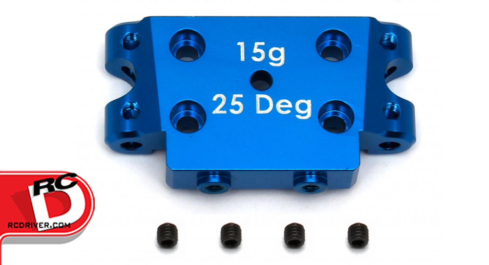 Team Associated FT Front Bulkhead Parts for the B5, B5M, T5M, SC5M