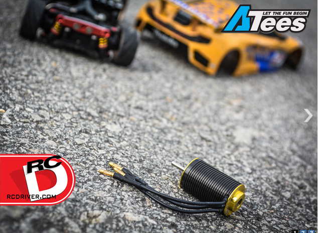 Scorpion Motors at AsiaTees – Better, Faster, Stronger!