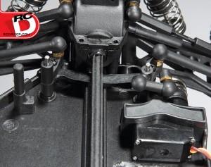 DROMIDA 4.18BL Steering