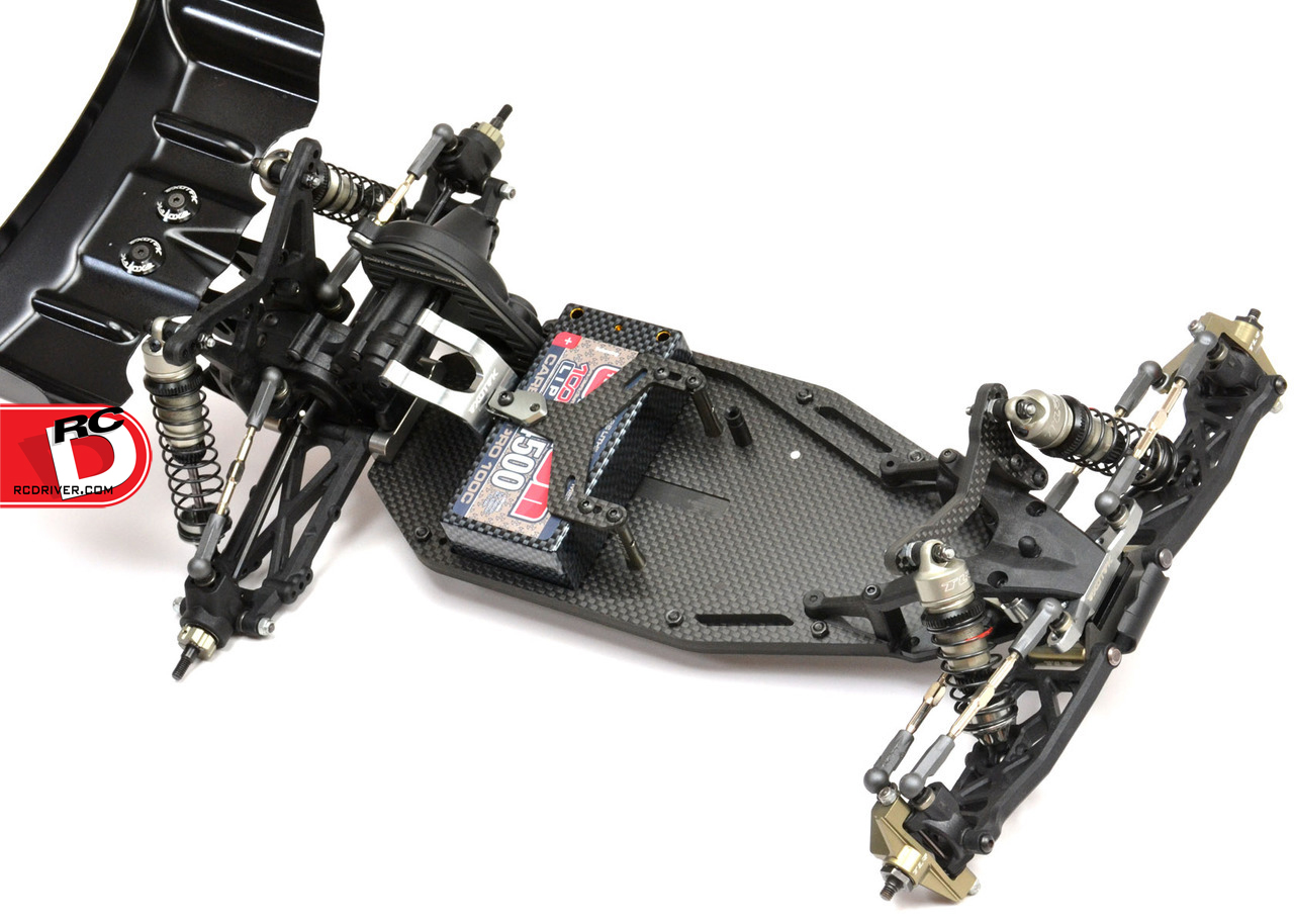 Exotek - Exo 22 Mid-Motor Chassis Sets for the TLR 22 and 22 2