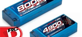 LRP High Voltage Outlaw Hardcase LiPo Battery Packs