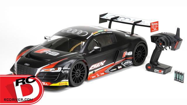 Losi - Audi R8 LMS Ultra FIA-GT3 BL RTR AVC AWD_2 copy