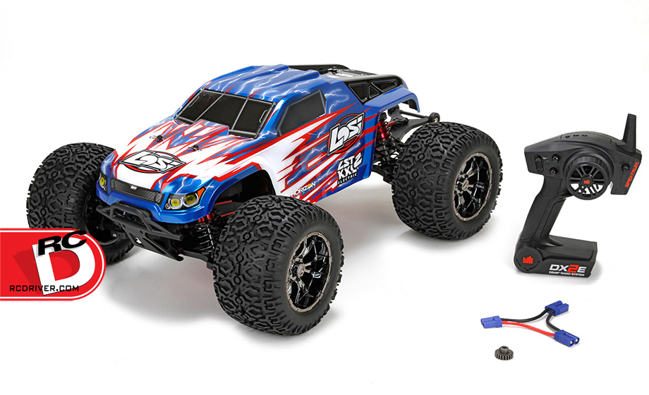 Losi - LST XXL 2 Electric Monster Truck_3 copy
