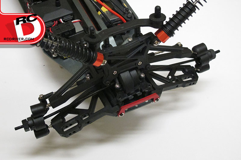 RPM/ Helion Arm Install