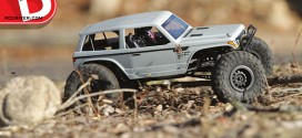 Axial Wraith Spawn Rock Racer Action