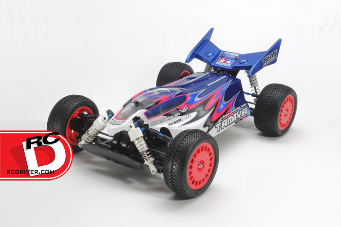 Tamiya - RC TT-02B MS 4wd Buggy copy