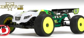 8IGHT-T E 3.0 Electric Truggy Kit from TLR