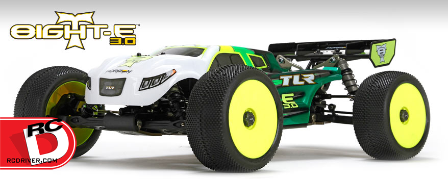 Team Losi Racing - 8IGHT-T E 3.0 Electric Truggy Kit