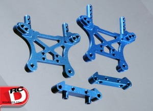 Dromida Suspension Parts