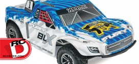 Arrma Fury BLX RTR 2wd Short Course Truck