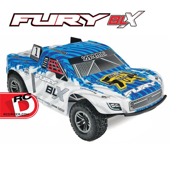 Arrma - Fury BLX_2 copy