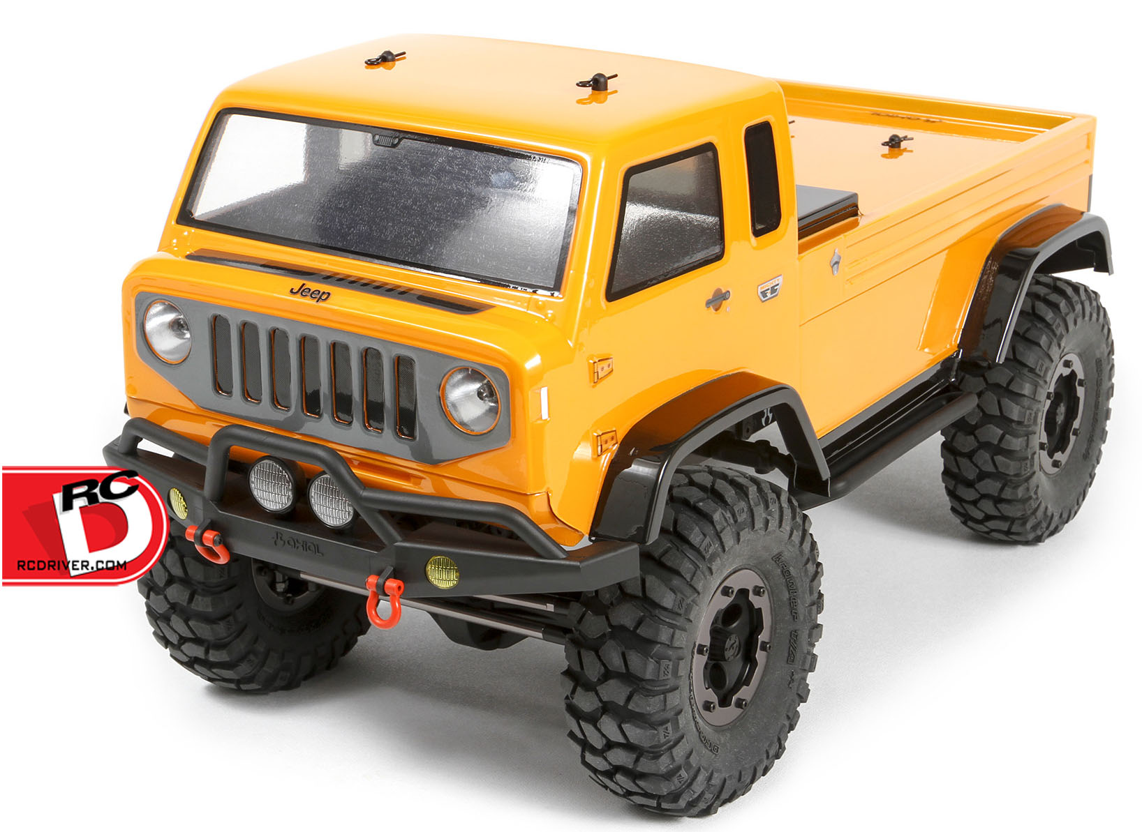 Axial - Jeep Mighty FC Clear Body copy