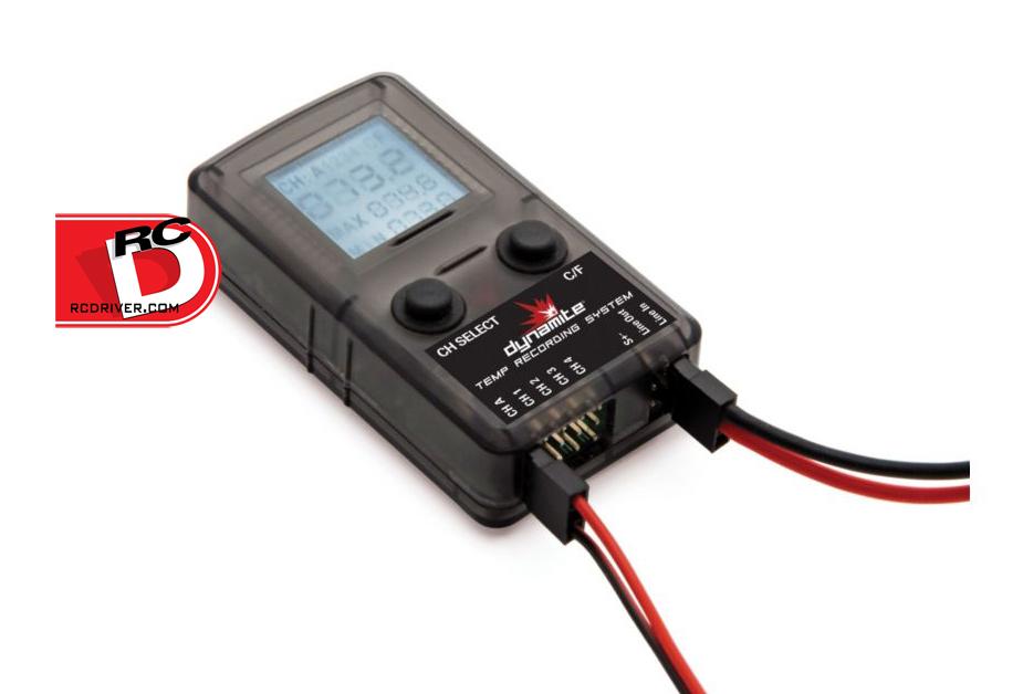 Dynamite - Temperature Recording System copy