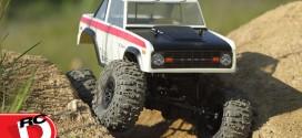 HPI Crawler King Bronco Action