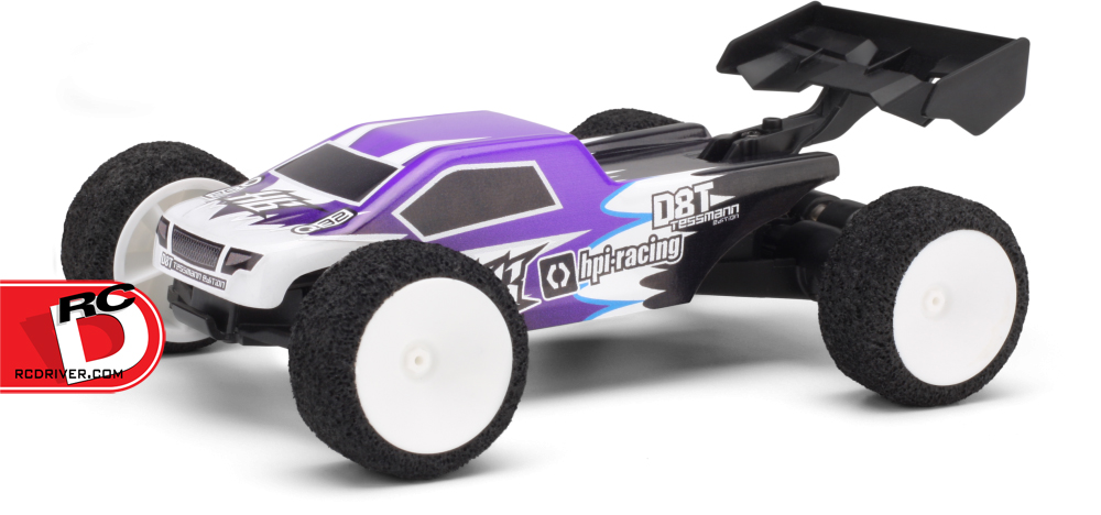 HPI - Q32 D8T Tessmann Edition copy