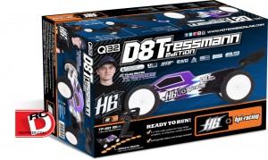 HPI - Q32 D8T Tessmann Edition