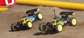 Losi Mini 8IGHT with AVC Action