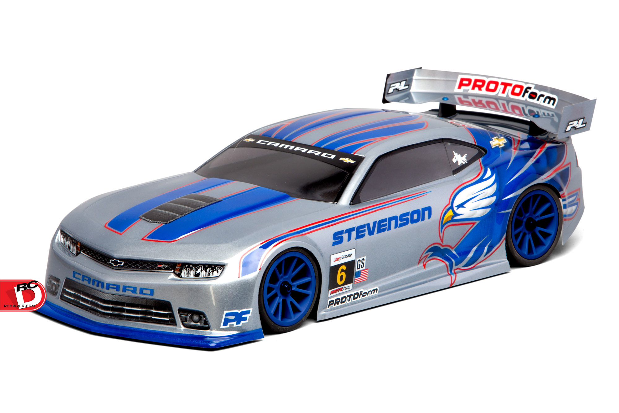 PROTOform - Chevy Camaro Z-28 Clear Body copy