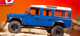 RC4WD Gellande II D110 Chassis Build Photo Gallery