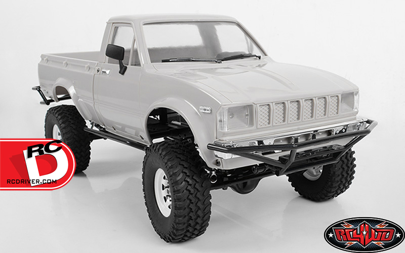 RC4WD - Trail Finder 2 Truck Kit With Mojave II Body Set copy