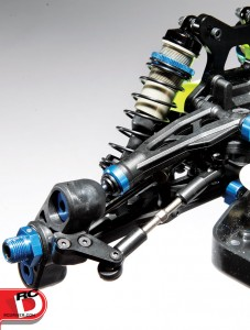 Team Associated RC8B3 Front Suspension