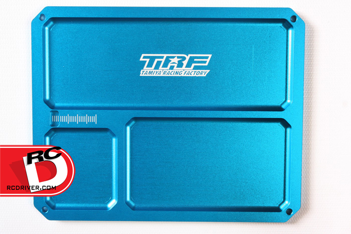 Tamiya - Aluminum Parts Tray copy